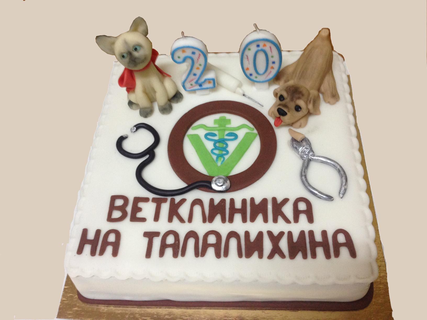 Ветклинике на Талалихина 20 лет!